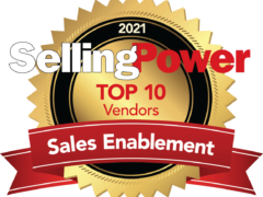 SalesFuel is a Top 1- Sales Enablement Solutions Provider recognized by Selling Power