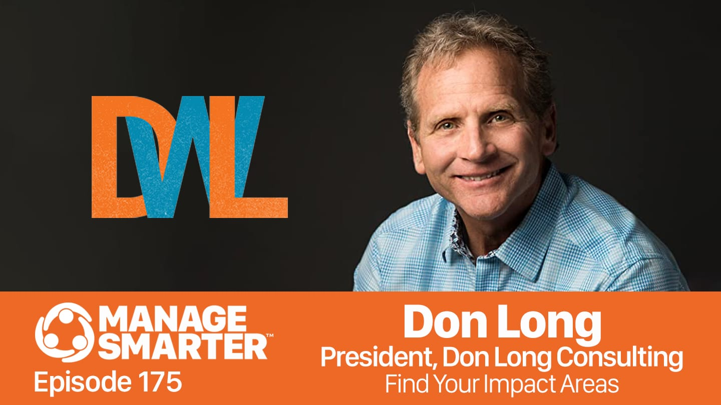Don Long on the Manage Smarter podcast from SalesFuel